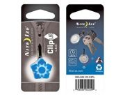 Nite Ize ClipLit LED Blue Flower