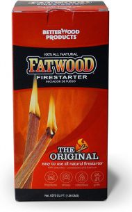 Betterwood Fatwood Firestarter