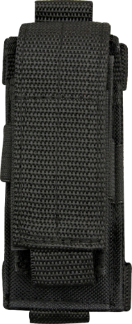 Carry All Sheath 10.5 x 4 Zwart Nylon