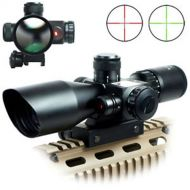 RAM-OPTICS 2.5-10 x 40 met Rode Laser